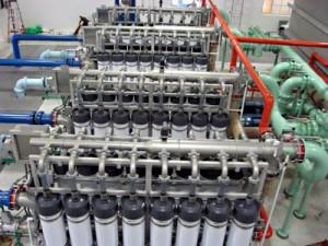 Module Traitement de l'eau Polymem Westech